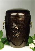 Bestatter Ingolstadt Handdekor Urne