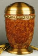 Bestatter Ingolstadt Braun-Goldene Urne