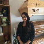 Die Arbeit in einem Bestattungsunternehmen
